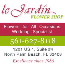 Le Jardin Flower Shop :: Est. 1986