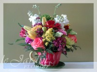Happy Summer Flower Arrangement | Le Jardin Florist