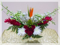 Secret Love Flower Arrangement - a Le Jardin Florist Signature Floral Arrangement