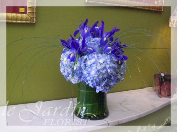 Pacifica Flower Arrangement by Le Jardin Florist - North Palm Beach Flowers