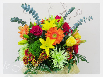 Bright Feelings Flowers - Le Jardin Florist Palm Beach Gardens FL